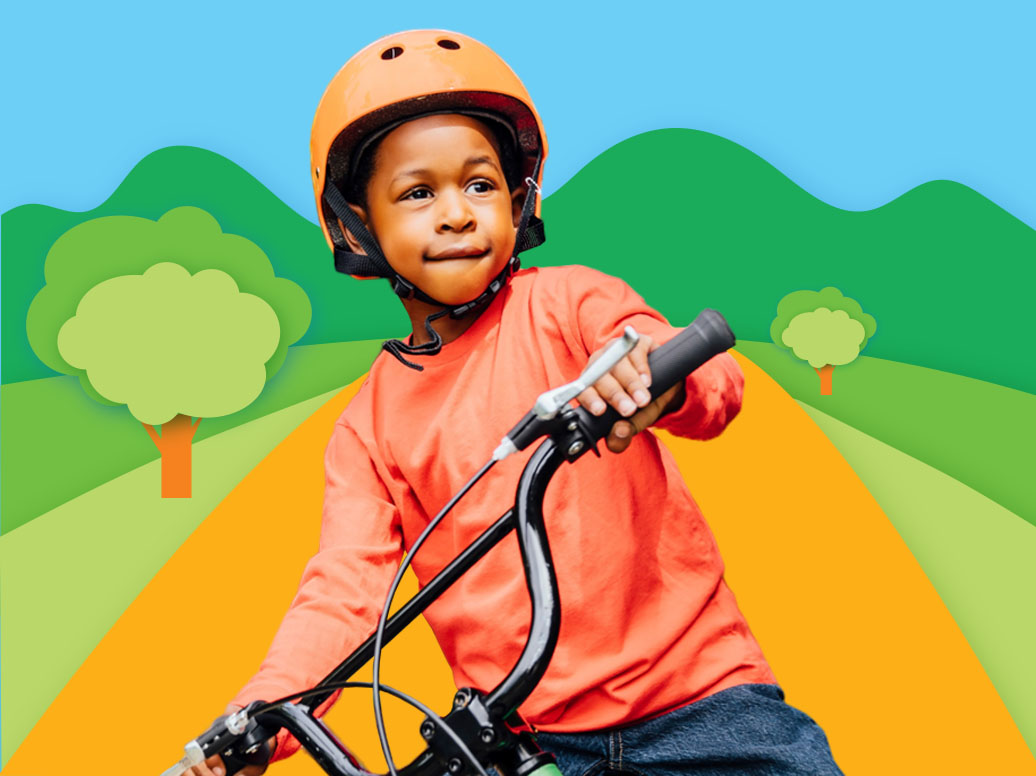 learn about bikes, scooters and ride-ons with buying guides from Toys R Us