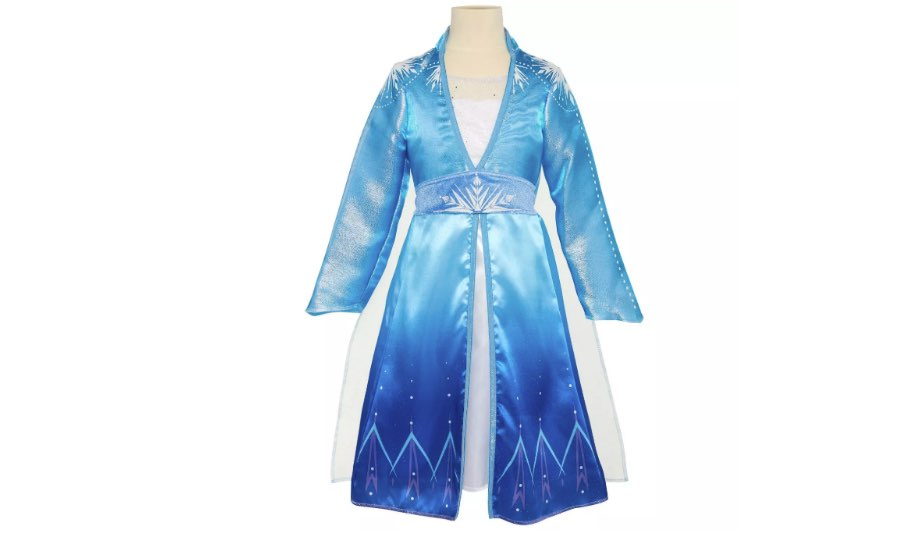 Frozen 2 Elsa Travel Dress — Disney