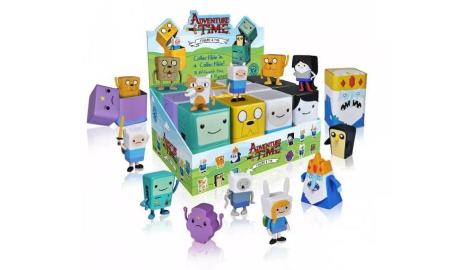 Funko Adventure Time Mystery Mini Figures