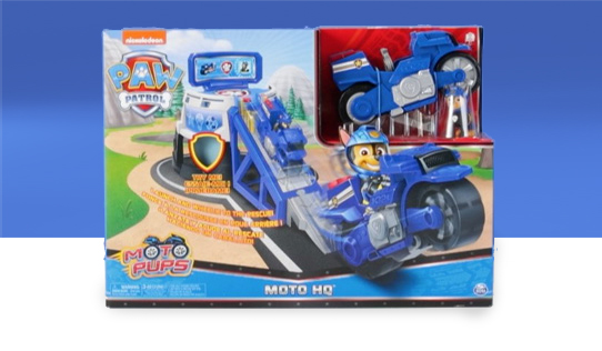 PAW Patrol Moto Pups Moto HQ Playset Toy Review