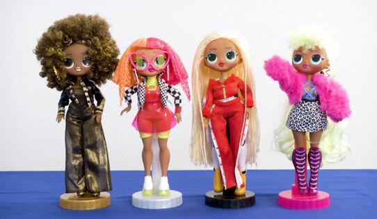 L.O.L. Surprise! O.M.G. Dolls