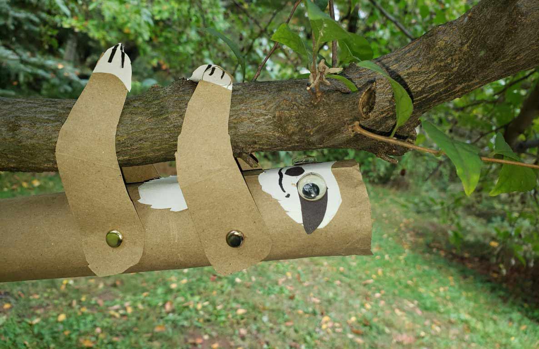 super cute sloth craft