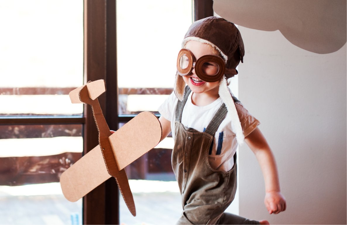 make time fly with these DIY play ideas!