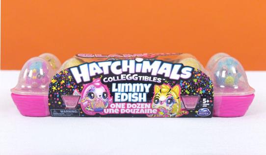 Hatchimals CollEGGtibles Glamfetti