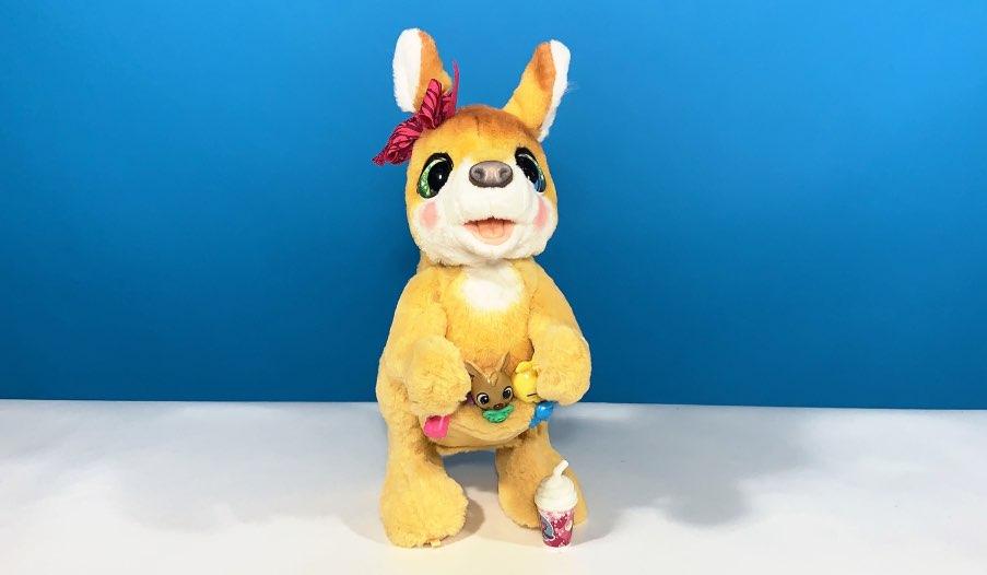 furReal Mama Josie the Kangaroo Review
