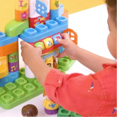 learn about letters, objects, numbers & colors