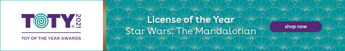 2021 TOTY License of the Year Award Winner: The Mandalorian