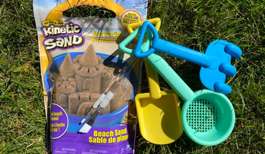 supplies for the diy dino discovery box activity for kids