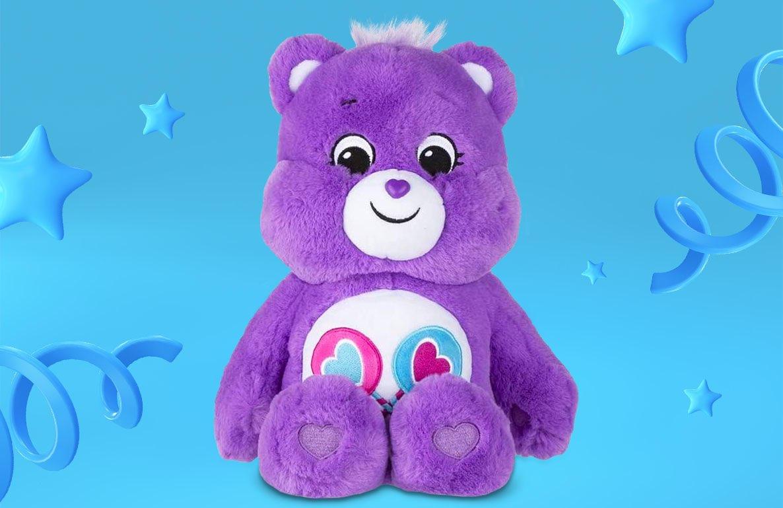 Message Recorder Stuffed Animals, Care Bears 14 Medium Plush Toys R Us