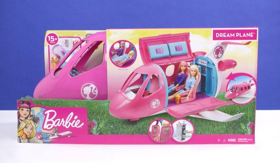 Barbie Dream Plane Review