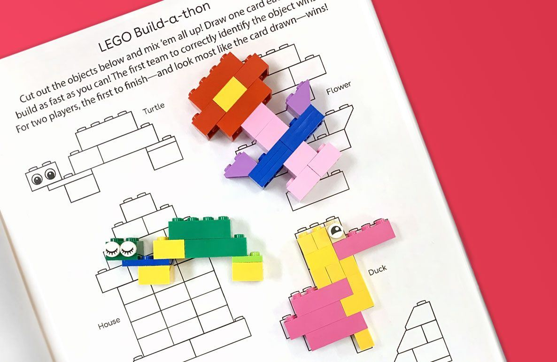 LEGO Build-a-thon