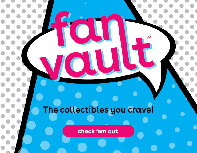 Fan Vault from Toys R Us