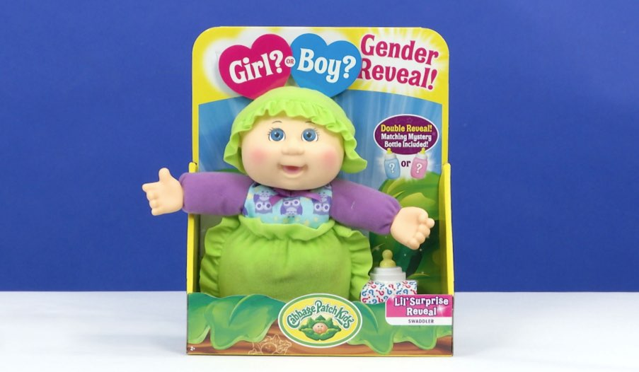 Cabbage Patch Kids Lil' Surprise Reveal