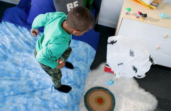 parachute drop zone diy activity ideas for kids