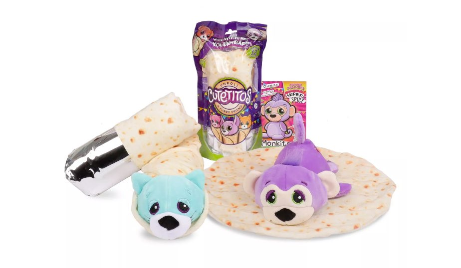 Cutetitos Babitos Plush Surprise Box – Basic Fun!