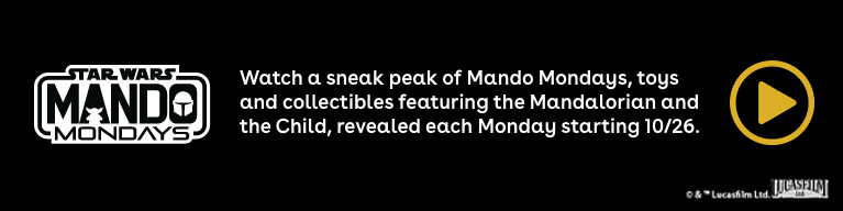 Star Wars: The Mandalorian - Mando Mondays