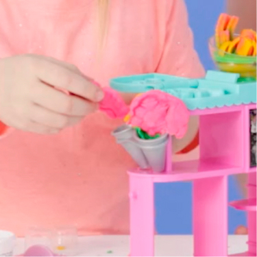 accessories for barbie day spa playset