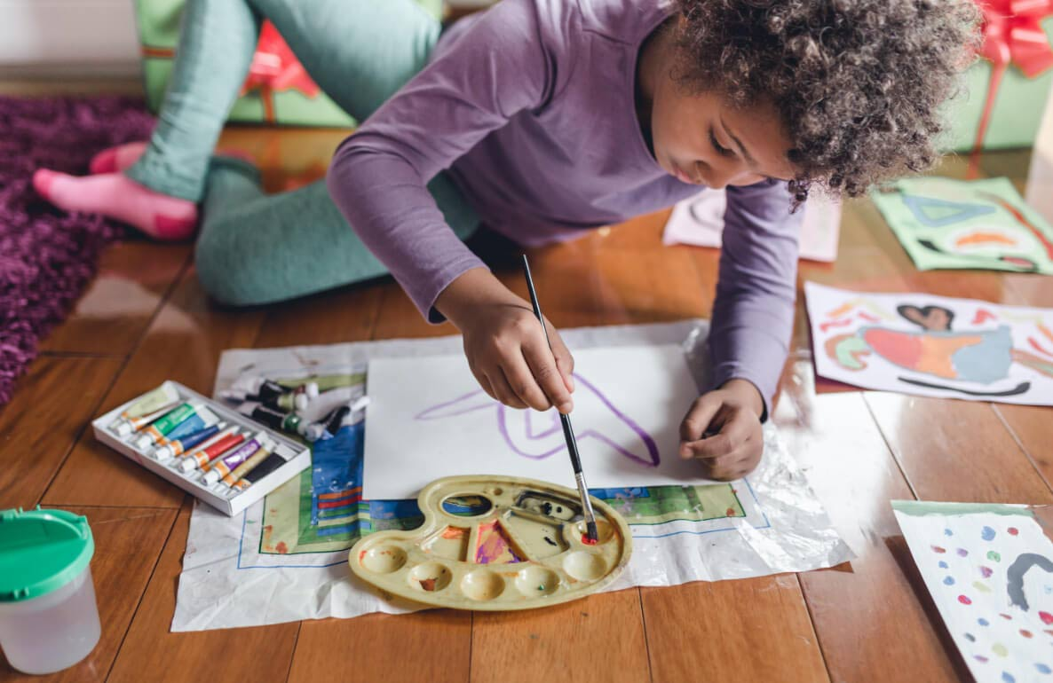 arts and crafts for every little artist