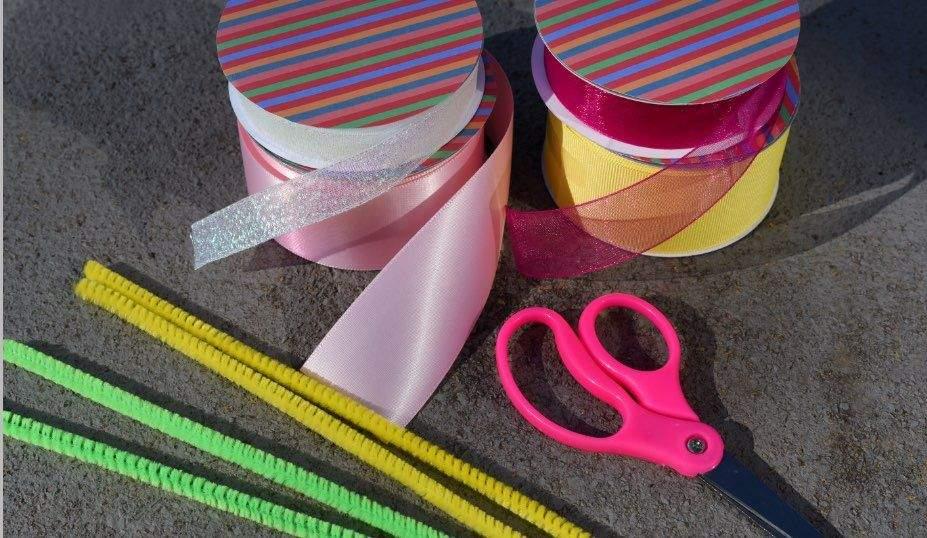 DIY Blume doll tent supplies