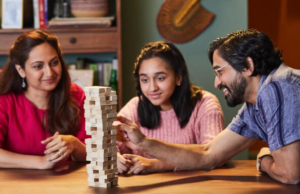 indoor family games for all ages