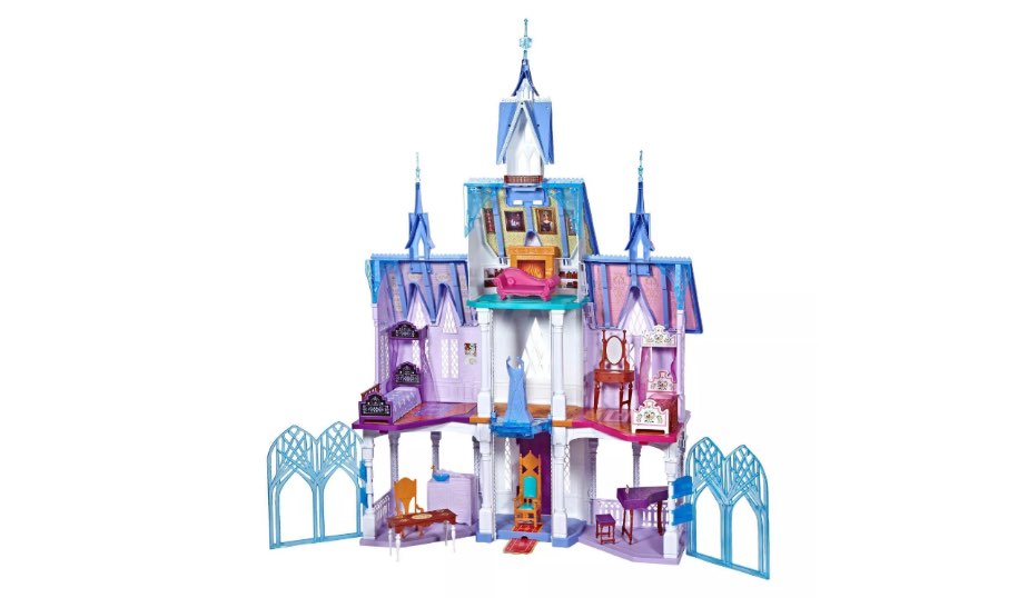 Disney Frozen 2 Ultimate Arendelle Castle Playset by Hasbro