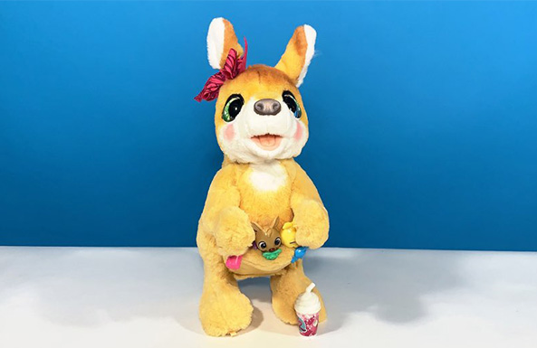 furReal Mama Josie the Kangaroo Review