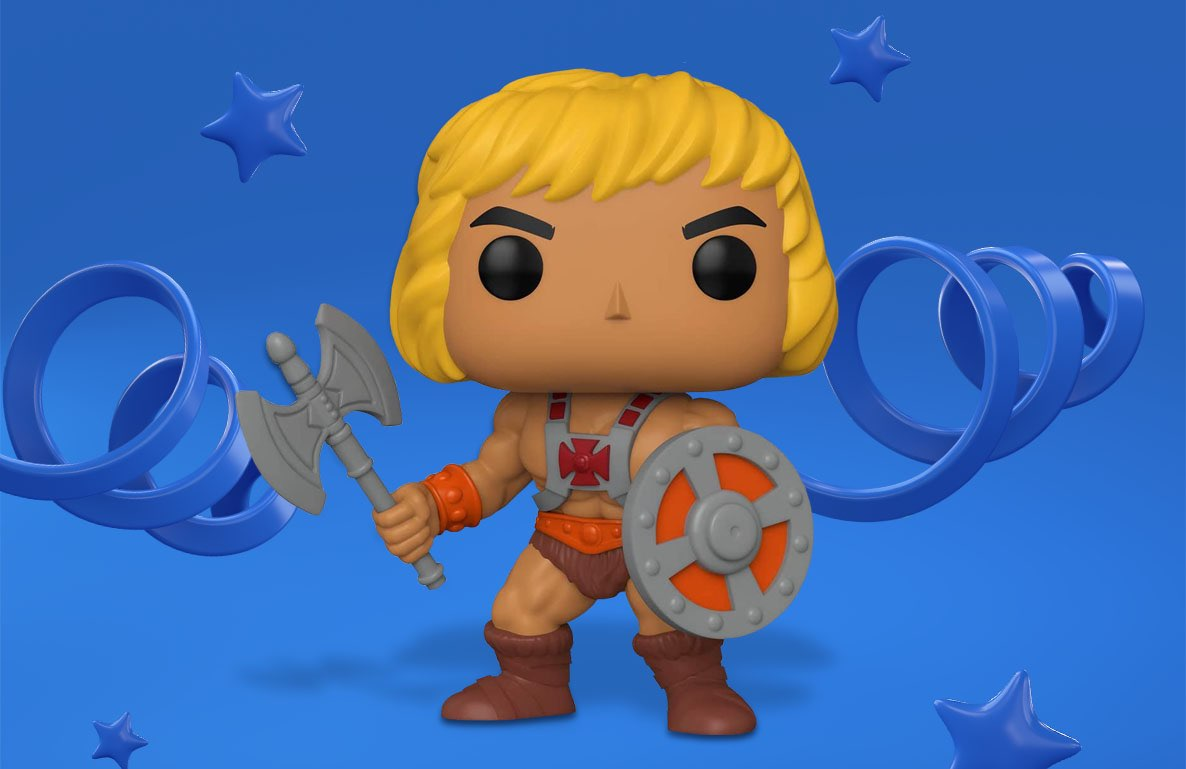 Funko Pop! Masters of the Universe – He-Man