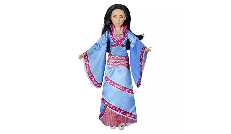 Disney Mulan Two Reflections Fashion Doll Set