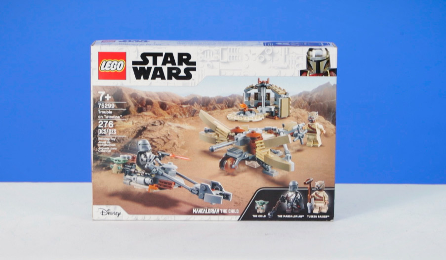 LEGO Star Wars: The Mandalorian Trouble on Tatooine Review