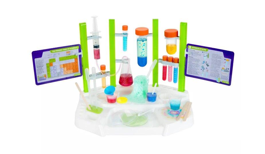 Thames & Kosmos Ooze Labs Chemistry Set