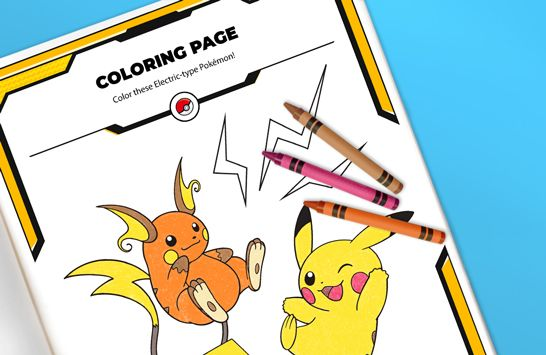 Pokémon activities roundup