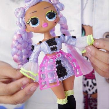L.O.L. Surprise! O.M.G. Dance Dance Dance dolls