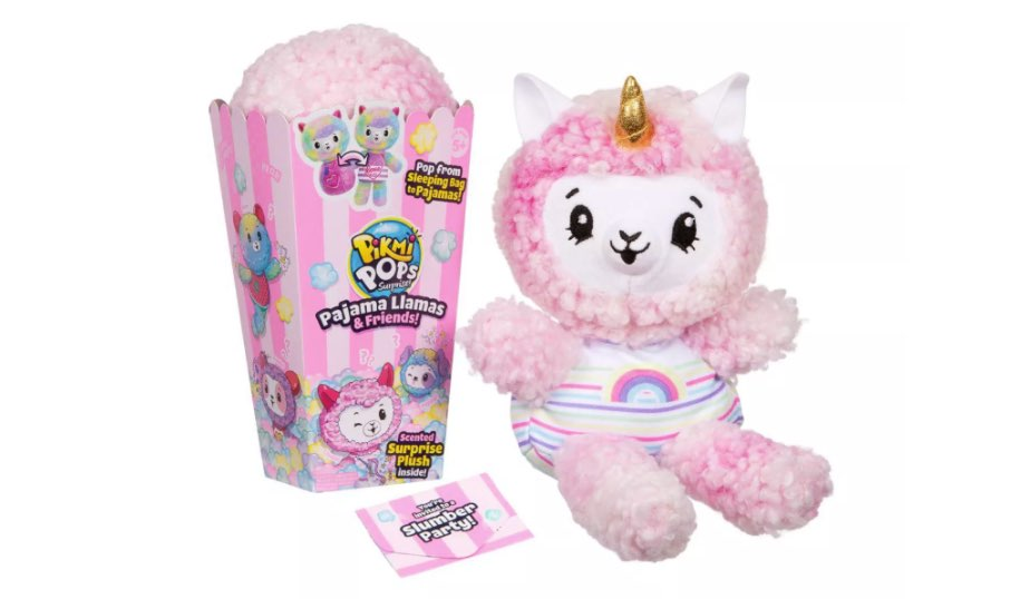 Pikmi Pops Pajama Llamas & Friends — Moose