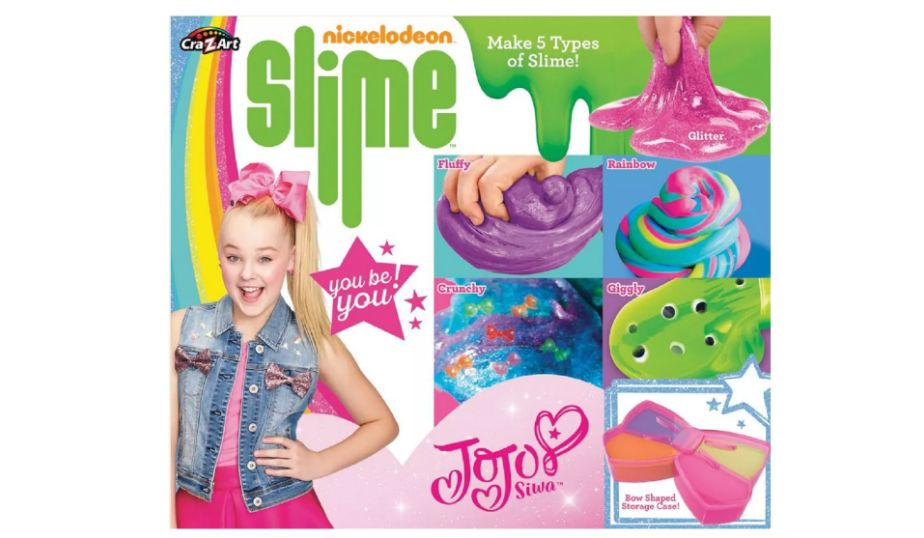 Cra-Z-Art Nickelodeon JoJo Siwa Slime Kit
