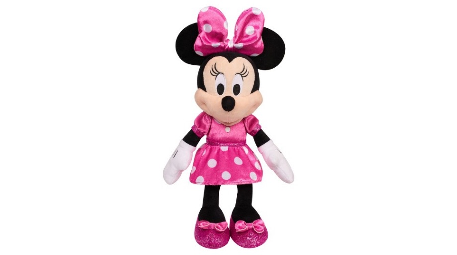 Minnie Mouse Happy Helpers Musical Light Up Plush – Just Play
