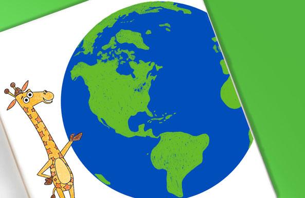 Earth Day unprintable