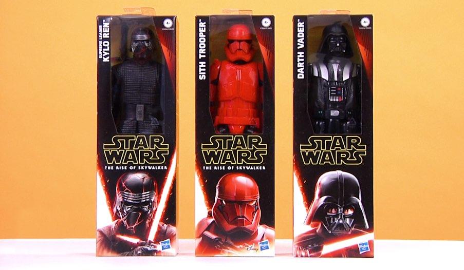 Star Wars Hero Series Star Wars: The Rise of Skywalker Action Figures