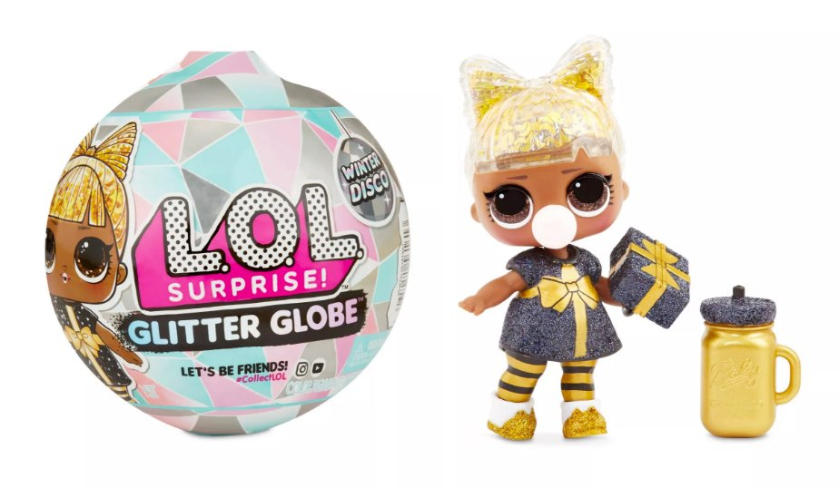L.O.L. Surprise! Glitter Globe Doll Winter Disco Series - MGA