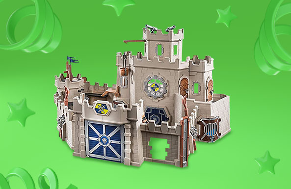 Playmobil Novelmore Grand Castle of Novelmore