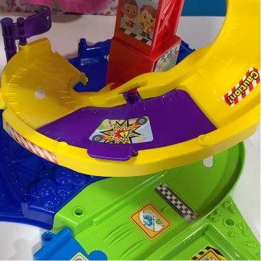 vtech go go smart wheels ultimate corkscrew tower playset