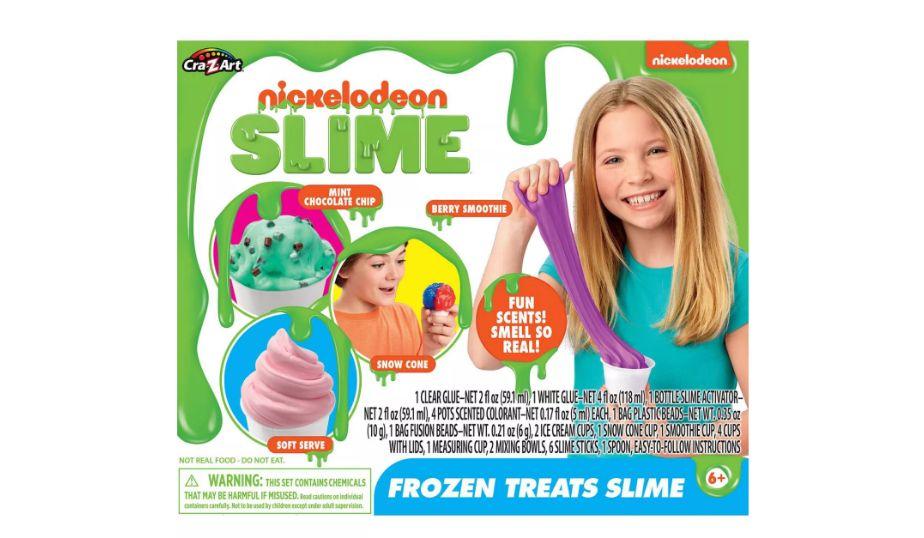 Nickelodeon Frozen Treats Slime