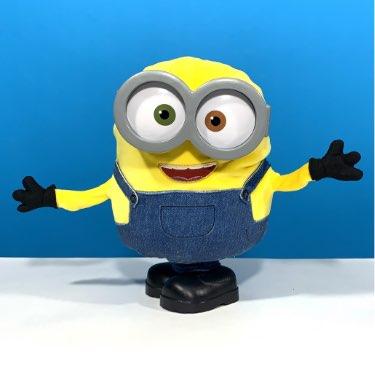 minions the rise of gru character Bob stuffed toy
