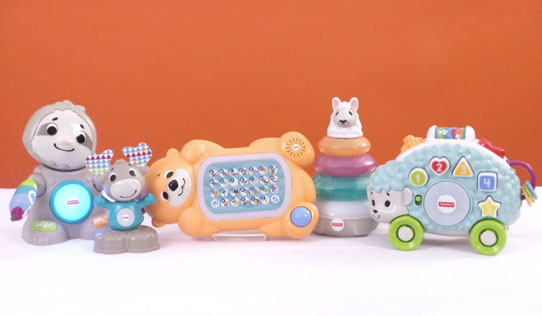 Fisher-Price Linkimals Toy Review
