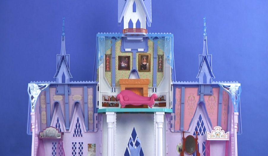 Disney Frozen Ultimate Arendelle Castle Review