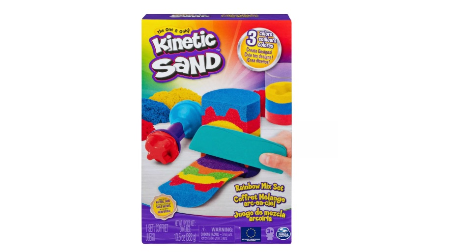 Kinetic Sand – Spin Master