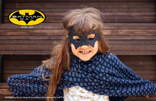 save the day with Batman play