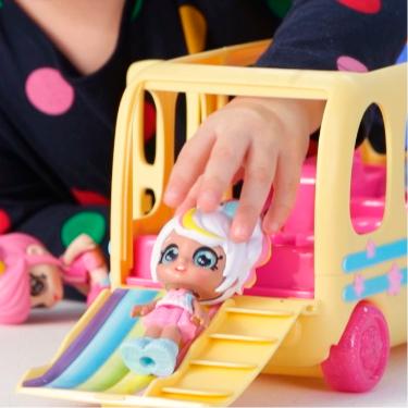 Kindi Kids Minis School Bus toy review