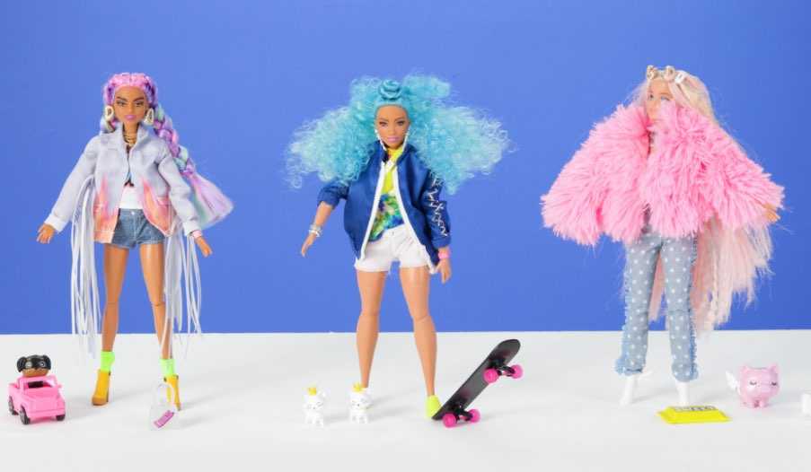 Barbie Extra Dolls Review