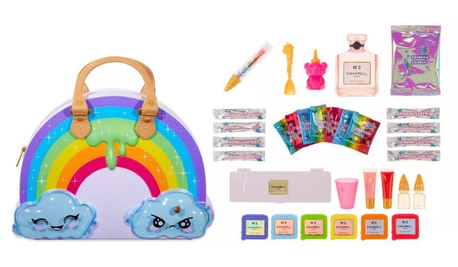 Poopsie Rainbow Slime Kit with 35+ Makeup & Slime Surprises by MGA