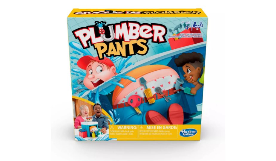 Plumber Pants by Hasbro